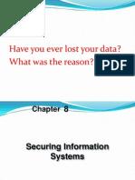 Management Information System Chapter 8 GTU MBA