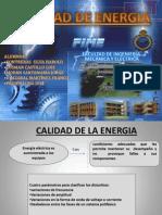 CALIDAD DE ENERGIA