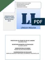 Orientações curriculares LínguaInglesa