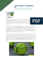 Program an Do Para Android