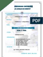 PRACTICA Nº 6 - FARMACOLOGIA MEDICAMENTOS CUESTIONADOS EN IRAS Y EDAS