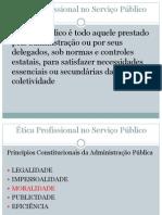 Ética Profissional no Serviço Público