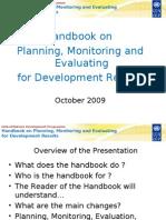 Handbook Presentation