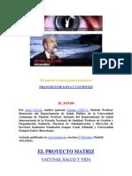 Vacunas Salud y Vida Por Juan Gervas 20121
