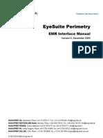 EyeSuite EMR Interface