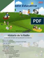 Taller La Radio Educativa