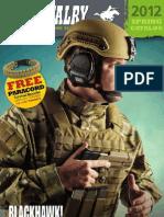 U.S. Cavalry 2012 Spring Catalog • BLACKHAWK! SERPA Holster