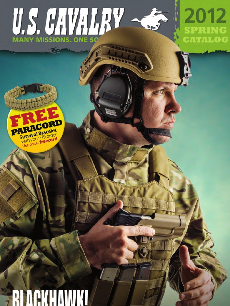 Us cavalry 2012 spring catalog blackhawk serpa holster us cavalry 2012 spring catalog blackhawk serpa holster telescopic sight backpack sciox Choice Image