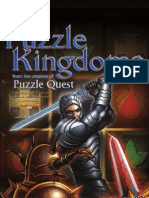Puzzle Kingdoms Manual (English)