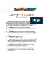 A History of Painting - Egyptian Art