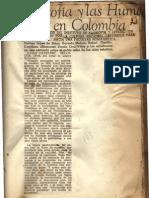 90. Betancur, La filosofía y las humanidades en Colombia