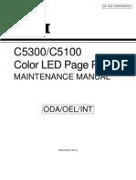C5100, C5300 Service Manual