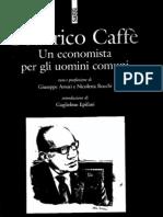 RICORDO DI FEDERICO CAFFE'
