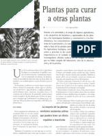 Plantas Para Curar Otras Plantas
