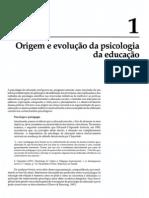 Origem e evolução da Psicologia da Educação - COLL