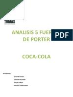 Analisis 5 Fuerzas de Porter Coca Cola