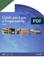 Guide de l'Export