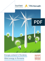 Wind Energy Report 2011