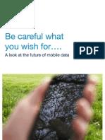 PwC Future of Modile Data