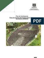 Plan de cia Parque Simon Bolivar - Conciertos