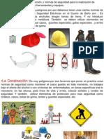 tercer indicador de desempeño elementos de proteccion y normas de seguridad