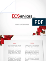 Brochure ECSERVICES SAS