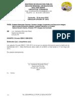 67- 2012 Información Matrícula Bachillerato