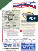Blue Star Card Newsletter June 2012