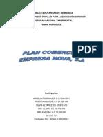 Plan Comercial Empresa NOVA, S.A