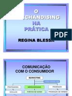 Apresentação Regina Blessa - Merchandising