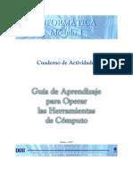 Modulo 1 TInformática