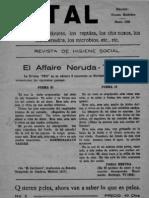 Revista Vital. Revista de higiene social. N° 2, Ene.1935.