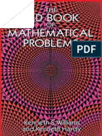 Red Book of Mathematical Problems, The (Dover Books on Mathematics) Williams; Hardy) (2010) [0486694151] (185p)