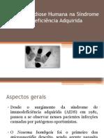Microsporidiose Humana
