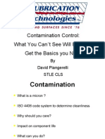 Contamination Tech Transfer