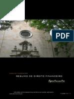 Direito Financeiro Resumido
