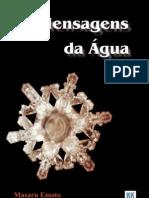 5831 - AS MENSAGENS DA ÁGUA - MASARU EMOTO