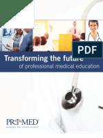 2012 Pri-Med Brochure AboutUs