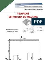 Apresentação Componentes de telhados