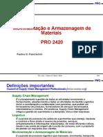p2420aa1 Apostila 1 MAM PRO 2420 2007