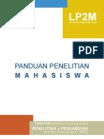 Panduan PL Mhs 2012