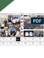 Jornal O PRIMADO 3° Edição(Páginas 6 e 7)