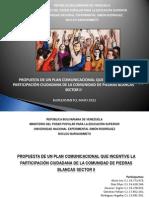 Presentacion (Proyecto Comunitario)