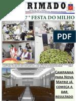 Jornal O PRIMADO 3° Edição (páginas de 1 a 5)