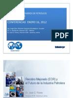 EOR SPE Ecuador Dr Jose G Flores