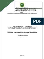 Mercado Financeiro e Monetário