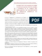 Instructivo de Los Modelos de Constancias[1]