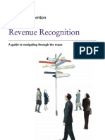 Revenue Recognition 2010