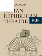 Manuwald Roman Republican Theatre CUP