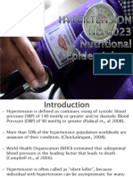 Hypertension Presentation Final